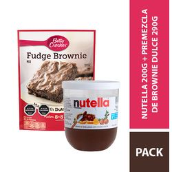 Nutella_Betty_Crocker_Brownie_Dulce