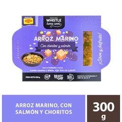 Arroz-Marino-salmon-choritos-Whistle-Gourmet