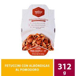 Fetuccini-Albondigas-pomodoro-natural-Whistle-Gourmet